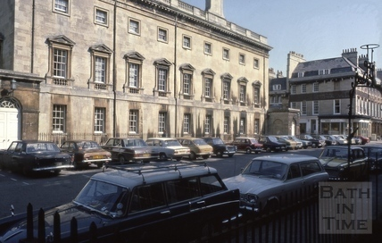 Assembly Rooms, Bath 1976