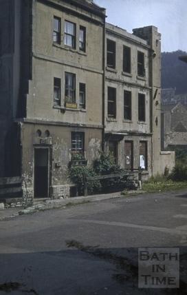 Avon Street, Bath 1954