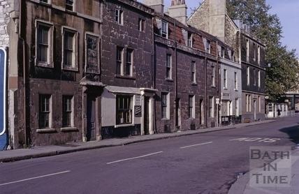 Avon Street, Bath 1963