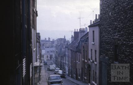 Ballance Street, Bath 1966