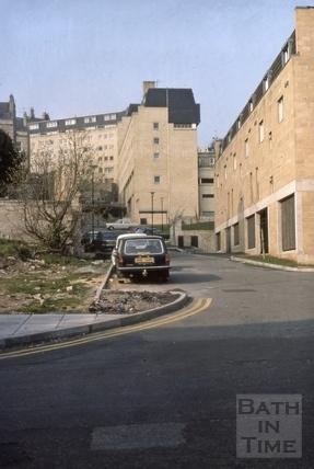 Ballance Street, Bath 1976