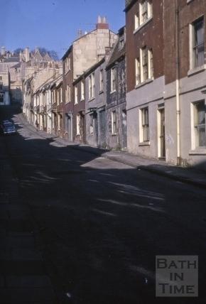 Ballance Street, Bath 1969