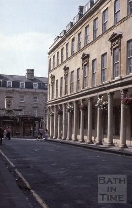 Bath Street, Bath 1984
