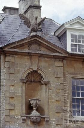Eagle House, Batheaston 1965