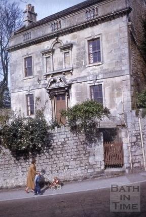 Rock House, Bathford 1964