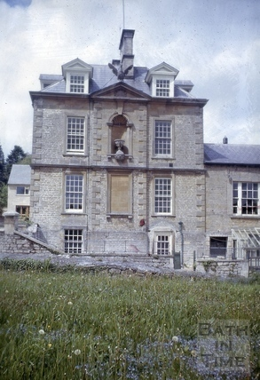 Eagle House, Batheaston 1965
