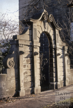 Pinch's Folly, Bathwick Street, Bath 1969