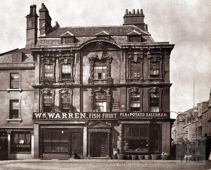 Rosewell House, 14, Kingsmead Square, Bath c.1890