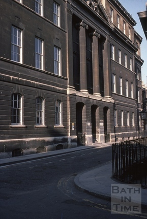 Bath Technical College, (former United Hospital), Beau Street, Bath