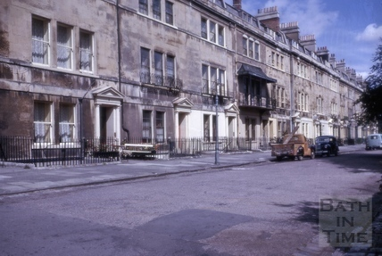 Beaufort East, Bath 1964