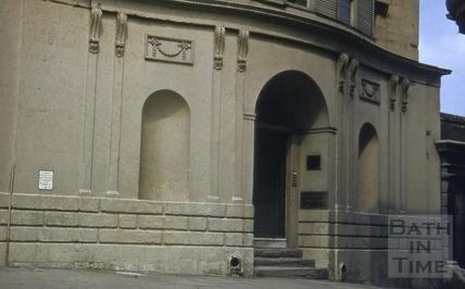 1, Belmont, Bath 1954