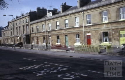 10 to 28, Elm Place, Bloomfield Road, Bath 1967