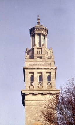 Beckford's Tower, Lansdown, Bath 1965