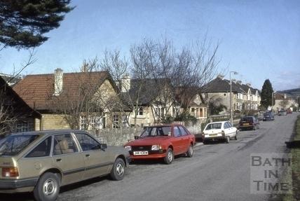 Beckford Gardens, Bath 1987