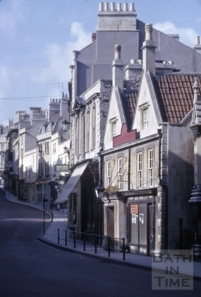 Broad Street, Bath 1969