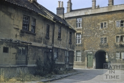 6 & 7, Broad Quay and 1, Southgate Place, Bath 1954