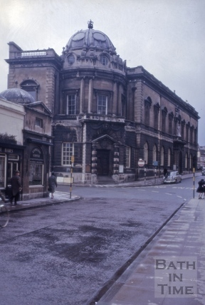 Victoria Art Gallery, Bridge Street, Bath 1966