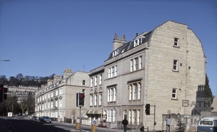 Bathwick Street, Bath c.1980
