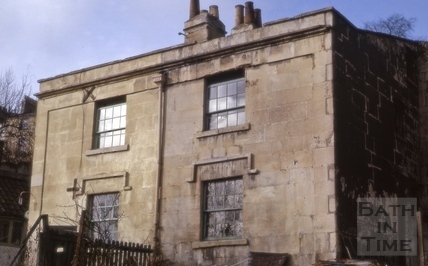 11 & 12, Camden Cottages, Hedgemead, Bath 1964