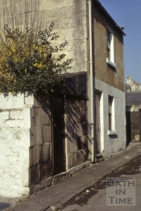 1, Brougham Cottages, Larkhall, Bath 1976