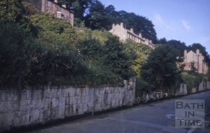 Calton Road, Bath 1964