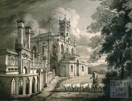 All Saints' Chapel, Lansdown, Bath