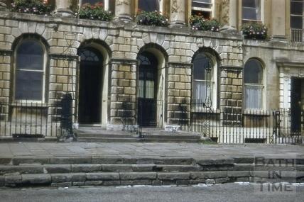 16 & 17, Camden Crescent, Bath 1954