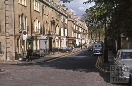 Brock Street, Bath 1969