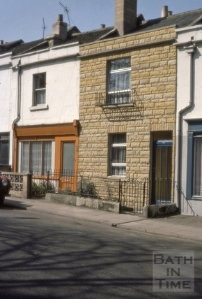 33 & 34, Brougham Hayes (Twerton Hayes Buildings), East Twerton, Bath 1976