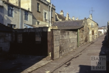 2 & 3, Brougham Cottages Larkhall, Bath 1976