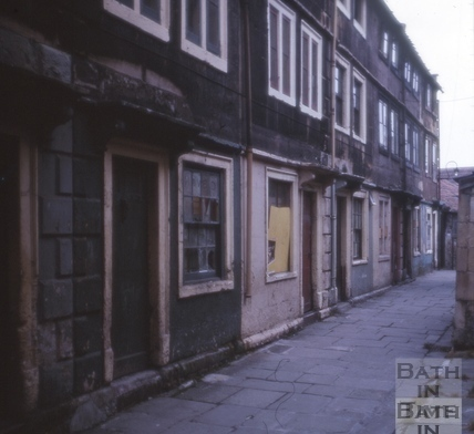 6 to 10, Broad Street Place, Bath 1964