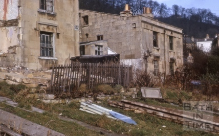 16 to 18, Camden Cottages, Bath 1964