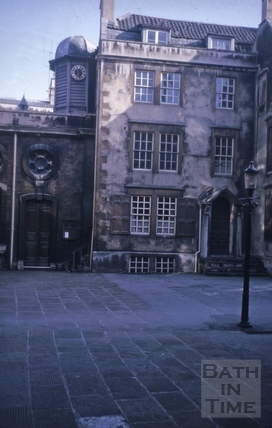 10, Chapel Court, Bath 1964
