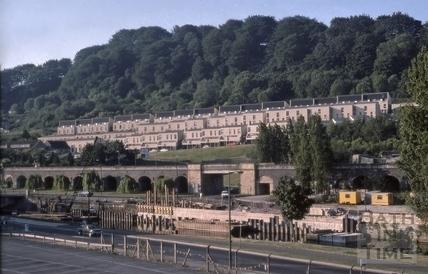 Calton Gardens, Bath 1975