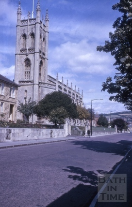 St. Saviour's Church, Larkhall, Bath 1964