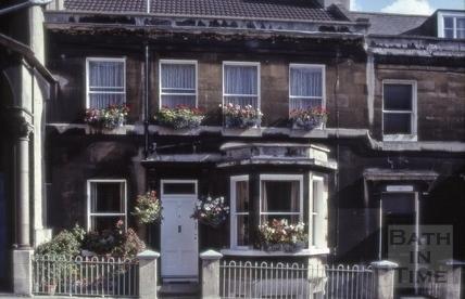 15, Charlotte Street, Bath 1982