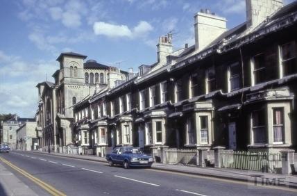 Charlotte Street, Bath 1982