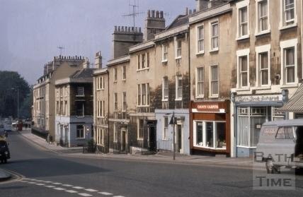 Charles Street, Bath 1969