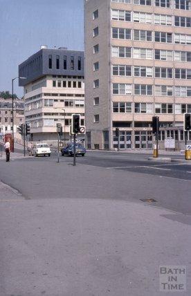 Charles Street, Bath 1975