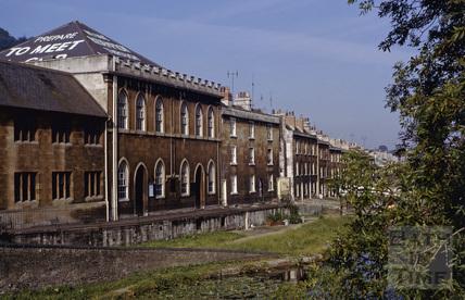 Ebenezer Chapel, Ebenezer Terrace, Widcombe, Bath 1965