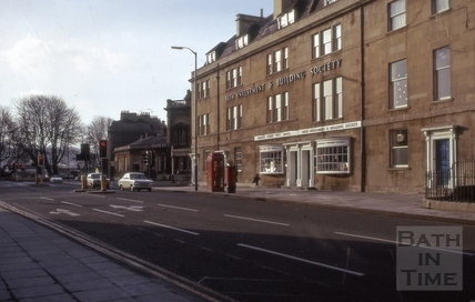 Charles Street, Bath 1976