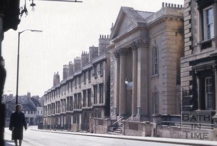 Charlotte Street, Bath 1969