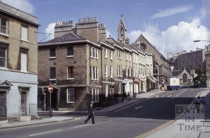 Charles Street, Bath 1974