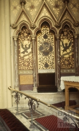 St. Michael's Church, Bath 1965