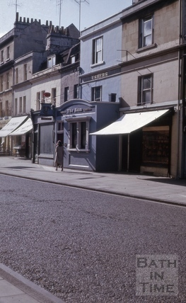 16 to 21, Claverton Buildings, Widcombe, Bath 1964
