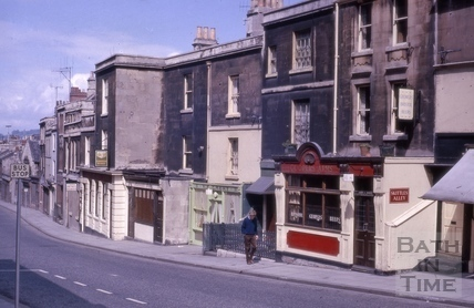 26 to 33, Claverton Street, Widcombe, Bath 1963