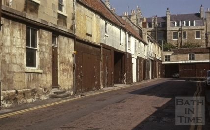 6, Circus Mews and stables, Bath 1974
