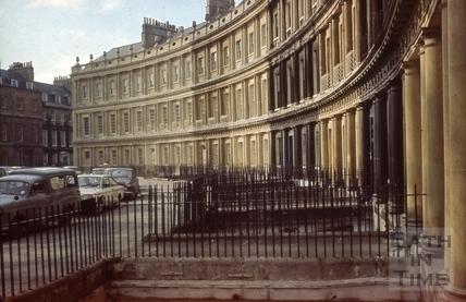 The Circus, Bath 1968