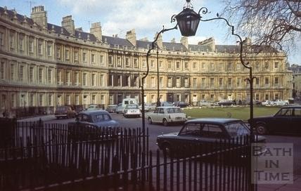 The Circus, Bath 1964