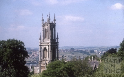St. Stephen's Church, Lansdown, Bath 1989